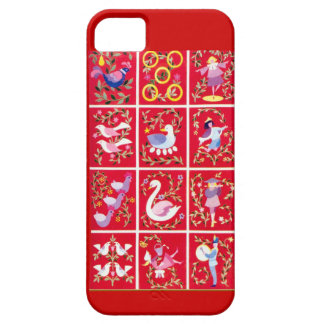 Twelve days of Christmas 1 iPhone SE/5/5s Case