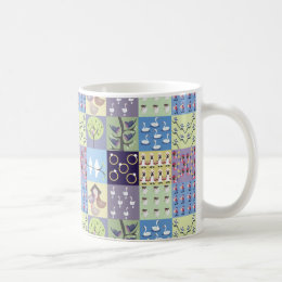 Twelve Days of Christmas Coffee Mug