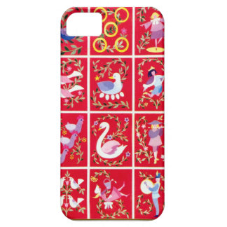 Twelve days of Christmas iPhone SE/5/5s Case