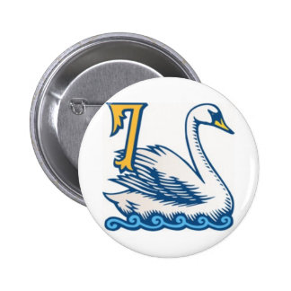 Twelve Days of Christmas - Seven Swans a-Swimming Pins