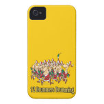 twelve drummers drumming 12th twelfth day iPhone 4 Case-Mate cases