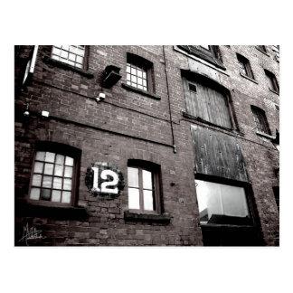 Twelve [Postcard] B&W