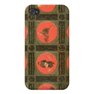 Twelve Proverbs, c.1558-60 Covers For iPhone 4