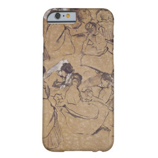 Twelve studies of women in costume of the Second E Barely There iPhone 6 Case