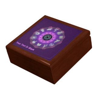Twelve Tribes Trinket Boxes