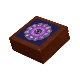 Twelve Tribes Trinket Box