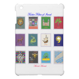 Twelve Tribes of Israel iPad Case