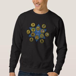 Twelve Tribes of Israel Sweatshirt