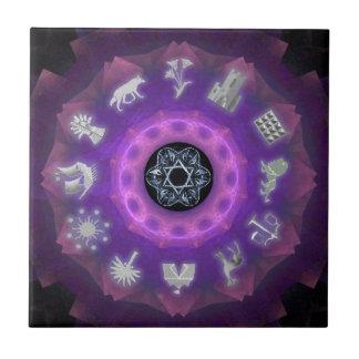 Twelve Tribes Tiles