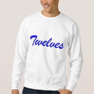 Twelves store Sweatshirt