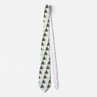 Twelveth Day of Christmas Tie