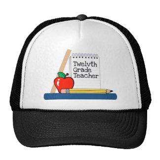 Twelvth Grade Teacher (Notebook) Trucker Hat