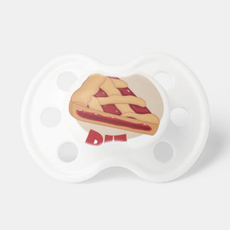 Twentieth February - Cherry Pie Day Pacifier