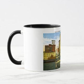 Twentieth Street, Birmingham, Alabama Mug