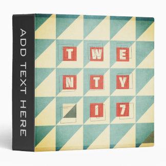 Twenty 17 binder