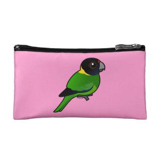 Twenty-eight Parrot Cosmetic Bag