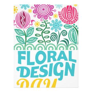 Twenty-eighth February - Floral Design Day Letterhead