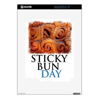 Twenty-first February - Sticky Bun Day Skin For The iPad 2