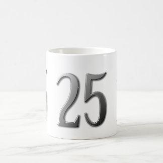 Twenty Five Coffee Mug