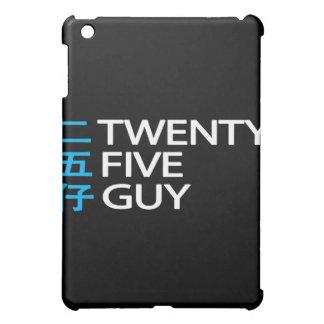 Twenty Five Guy 二五仔 T iPad Case (dark)