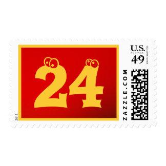 Twenty For Yellow Postage