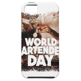 Twenty-fourth February - World Bartender Day iPhone SE/5/5s Case