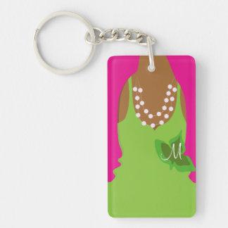 Twenty Pearls Keychain