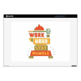 Twenty-second February - Be Humble Day Decals For Laptops