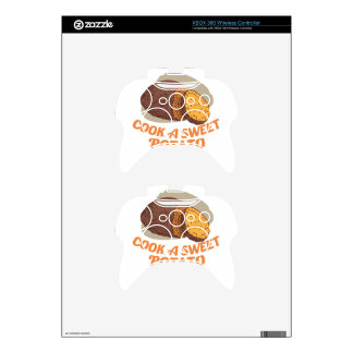 Twenty-second February - Cook a Sweet Potato Day Xbox 360 Controller Skins