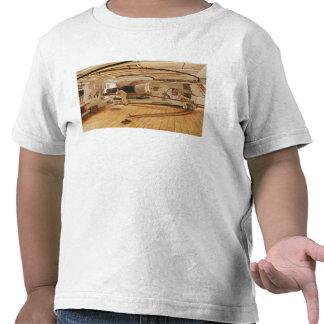 Twenty-Seven Pound Cannon on a Battleship Tshirt