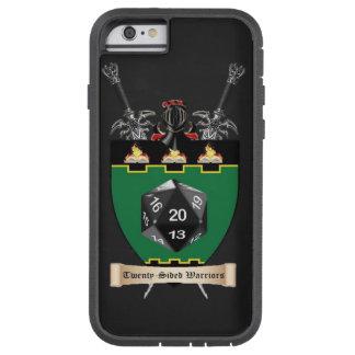 Twenty-Sided Warriors Unite! Tough Xtreme iPhone 6 Case