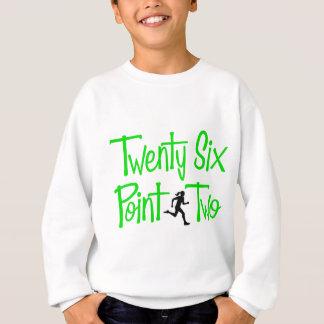 Twenty Six Hers, green Sweatshirt