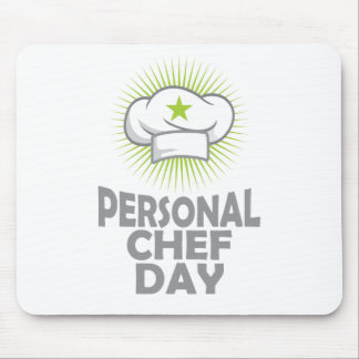 Twenty-sixth February - Personal Chef Day Mouse Pad