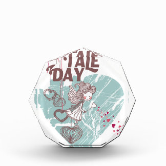 Twenty-sixth February - Tell A Fairy Tale Day Award