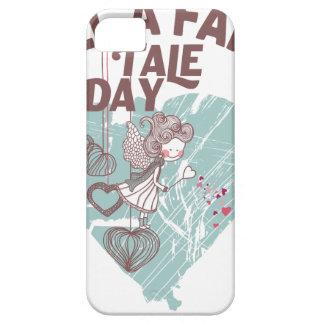 Twenty-sixth February - Tell A Fairy Tale Day iPhone SE/5/5s Case