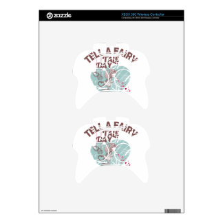 Twenty-sixth February - Tell A Fairy Tale Day Xbox 360 Controller Skin