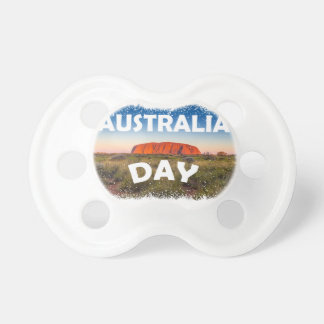 Twenty-sixth January - Australia Day Pacifier