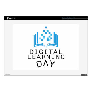 Twenty-third February - Digital Learning Day Decals For Laptops