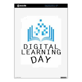 Twenty-third February - Digital Learning Day iPad 2 Decal