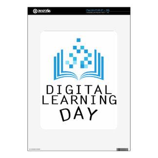 Twenty-third February - Digital Learning Day Skins For The iPad
