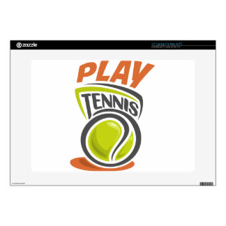 Twenty-third February - Play Tennis Day Skin For Laptop