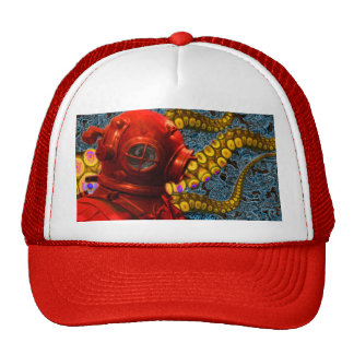 Twenty-Thousand Leagues Trucker Hat
