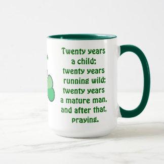 Twenty Years A Child Mug