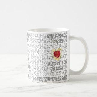 Twentyfifth Weddind Anniversary-Customize Coffee Mug