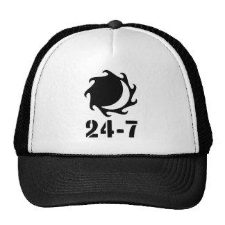 Twentyfour seven trucker hat