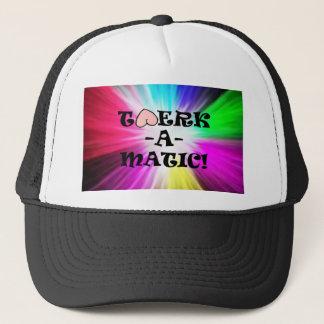 TWERK-A-MATIC TRUCKER HAT