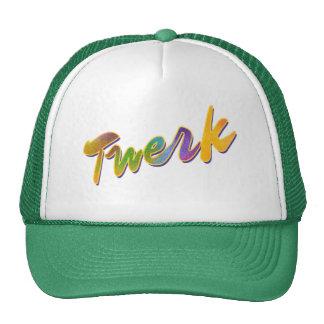 Twerk Trucker Hats