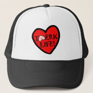 Twerk Life Trucker Hat