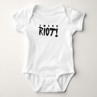 Twerk Riot Baby Bodysuit