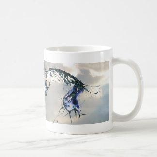 TWH Horse Cloud Coffee Mug